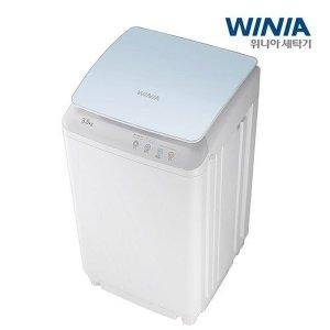 (H) 위니아 미니크린세탁기 WMT03BS5D 3.5kg