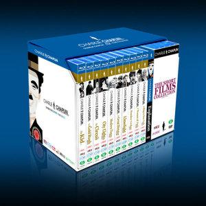 찰리채플린 컬렉션 완결판 풀패키지 블루레이 + DVD 30 DISC