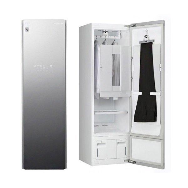 LG TROMM 스타일러 블랙틴트미러 최대6벌 위생살균 S5MBA