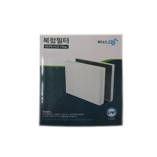 위닉스 뽀송 DEG-SV150WMKD1 제습기 3D 복합필터