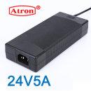 아답터 24V5A 어댑터 해외인증제품