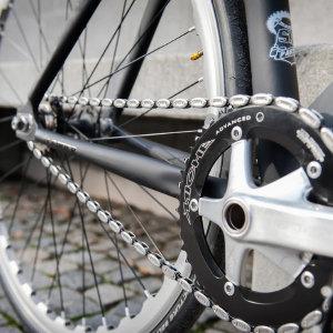 픽시 자전거 아몬드 체인 NS01 자전거 링크포함