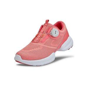 나르지오워킹화 런2 핑크 여성용 기능성 신발