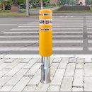 볼라드 고정형 이동식 도로 안전용품 시설물 횡단보도