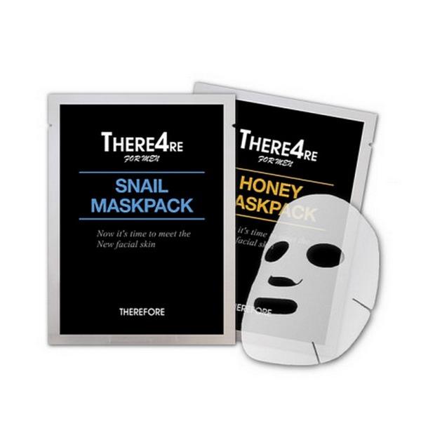 남자 마스크팩 10+2 수분보습/탄력/피부진정/모공관리
