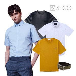 젠틀맨즈컨셉  STCO 반팔셔츠/티셔츠/벨트 균일가 22종