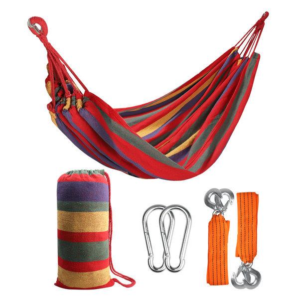 해먹 간이침대 캠핑용품 풀세트(왕특대형)