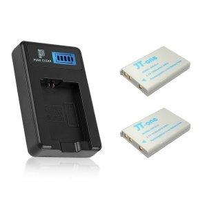 니콘 EN-EL5 1구 LCD 호환충전기1+호환배터리2