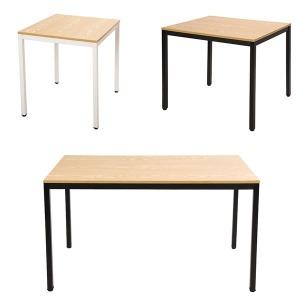 플랜 테이블 컴퓨터 학생 책상 티 식탁 카페 인테리어