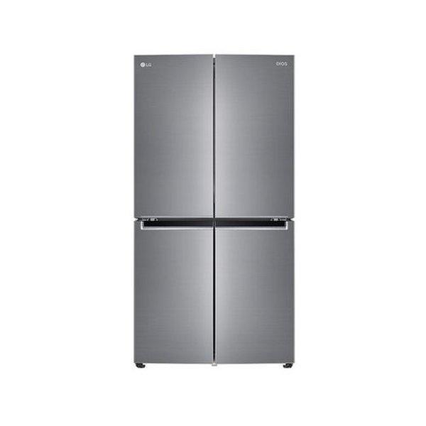 G  LG 디오스 4도어 양문형냉장고  F873S11E  870L