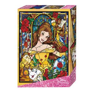 글라스아트 미녀와 야수 500피스 - 직소퍼즐 모음전