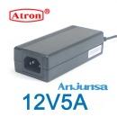 아답터12V5A 모니터 LED CCTV 어댑터 해외인증제품