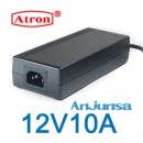 아답터 12V10A 모니터 CCTV 12V10A어댑터 해외인증제품