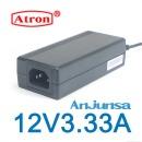 아답터 12V3.33A 노트북 12V3.33A어댑터 해외인증제품