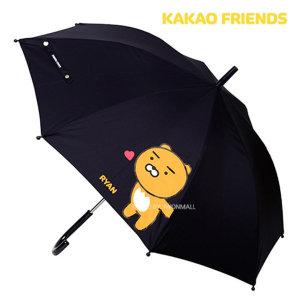 카카오프렌즈 아츄 55 우산-라이언(네이비)/ 꼬마스타