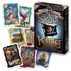 Grandpa Becks Games Skull King - The Ultimate Pira