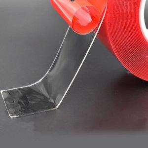 펀카  초강력 투명 양면 나노코팅 테이프 3M(5mm)