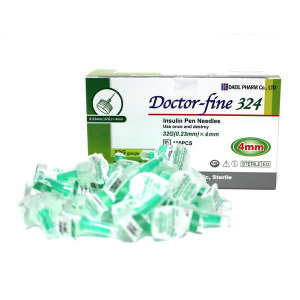 인슐린 펜니들/닥터파인32G4mm(100개입)x1통