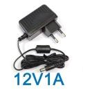 아답터12V1A CCTV LED 공유기 12V1A어댑터