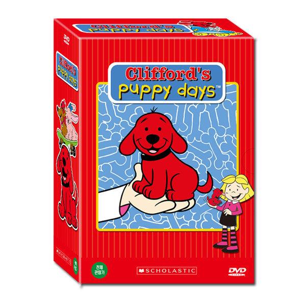클리포드 퍼피 데이즈 Clifford Puppy Days 10종세트