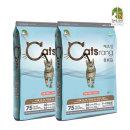 NEW 캐츠랑 어덜트 8kg X 2개  1세이상 /캣 고양이사료