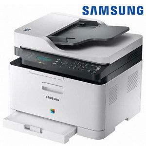 삼성 컬러레이저 SL-C563FW 토너포함 팩스복합기an