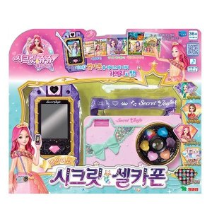 시크릿 쥬쥬  별의여신 시크릿 셀카폰