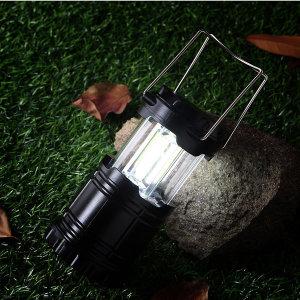 COB LED 풀업 캠핑 랜턴