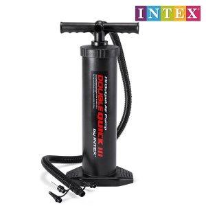 인텍스 손펌프(대) 68615 에어펌프 튜브펌프 공기주입기 공기펌프 손펌프 핸드펌프 튜브 보트 자전거
