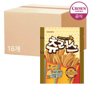 츄러스84g 16봉(박스)