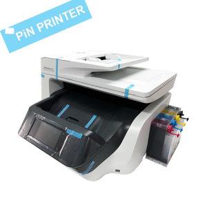 오피스젯프로 8720 팩스복합기 무한잉크 프린터 염료