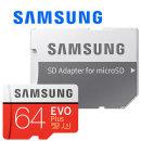 메모리카드 64GB EVO Plus 마이크로sd카드 에보플러스