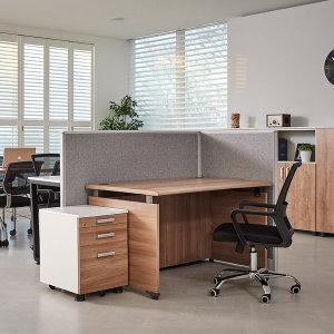 사무용 탑책상 W1200 사무실책상 사무용책상