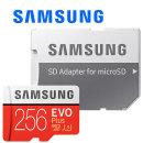 메모리카드256GB EVO Plus 마이크로sd카드 에보플러스