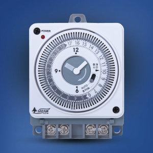 SJP-R16-1W 타이머 콘센트 간판 판넬 전선 서준전기