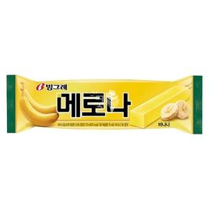 쿨아이스크림)메로나바나나  5개