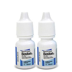 보스톤 단백질 제거제 5ml 2개 하드렌즈
