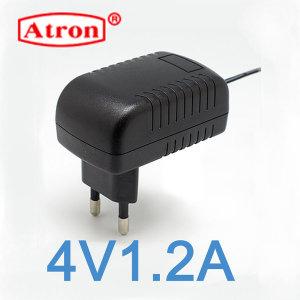 4V아답터 4V1.2A 공유기 모뎀 어뎁터 아답터 고품질