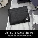 (명품직구) 삼각 로고 카드지갑 2MC223-2CB2
