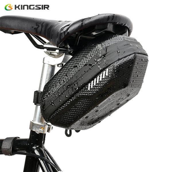 자전거 안장 가방 안장백 장비 대용량 방수 하드형
