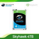 SEAGATE Skyhawk HDD CCTV DVR / NVR용 4TB