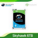 SEAGATE Skyhawk HDD CCTV DVR / NVR용 6TB