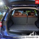 QM6 (LPG) 전용 차박매트 트렁크+2열등받이 풀세트