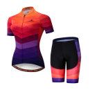 여성 여름 사이클복 자전거복 라이딩복 상하세트 MT67