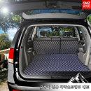 모하비 전용 차박매트 트렁크+2열등받이 풀세트