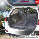 스포티지QL 전용 차박매트 트렁크+2열등받이 풀세트