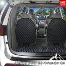 올뉴카니발 (9인승) 전용 차박매트 트렁크+2열+3열