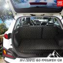 코나 (일반형) 전용 차박매트 트렁크+2열 풀세트