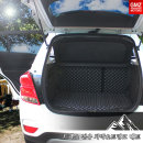 트랙스 전용 차박매트 트렁크+2열등받이 풀세트