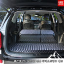 팰리세이드 (8인승) 전용 차박매트 트렁크+2열+3열